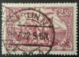 "1920  ,,Nord Und Süd""Satz Mi. 115 C Infla-geprüft - Oblitérés"