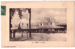 5616 - Vichy ( 03 ) - La Gare - éd. Darve-Blanc - N°368 - - Vichy