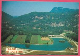 01 Glandieu Bregnier Cordon Base De Loisirs Le Lac Env Saint Benoit Les Avenières - Autres Communes