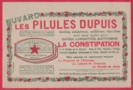 Buvard Les Pilules DUPUIS  La Constipation - Produits Pharmaceutiques