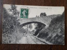 L22/662  Cours. Le Pont Du Valissant - Cours-la-Ville