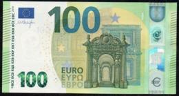 """100 EURO ITALIA SA S004  """"02"""" - DRAGHI  UNC - EURO"""