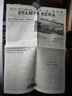 (G27) QUOTIDIANO, ULTIMA EDIZIONE STAMPA SERA 24/25 MAGGIO 1944 ANNO XXII -TORINO N° 38 ANNO 78 - GOZZANO GUIDO - Riviste & Giornali