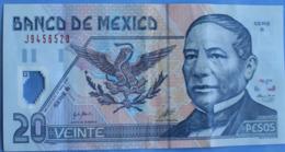 Mexique. 20 Pesos.2001 - Messico