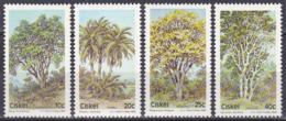 Ciskei Südafrika RSA 1984 Pflanzen Plants Flora Baum Bäume Trees Wald Forest Savanne Palmen Palms, Mi. 52-5 ** - Ciskei