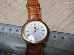 Belle Montre Lip Quartz - Pile Et Bracelet A Changé - Watches: Old
