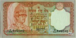Nepal 20 Rupee (P38b) Sign 14 -UNC- - Népal