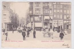 Amsterdam Haarlemmerstraat Levendig (hand)karren # 1903    1773 - Amsterdam