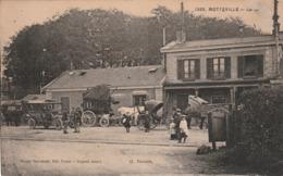 76 Motteville. Vue - France