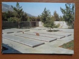 Greece / Deutscher Soldatenfriedhof / Dionyssos Rapendoza -> Unwritten - Grecia