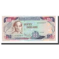 Billet, Jamaica, 50 Dollars, 2009, 2009-01-15, KM:83d, SUP+ - Jamaique
