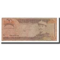 Billet, Dominican Republic, 20 Pesos Oro, 2001-2004, 2003, KM:169c, B - Dominicaine
