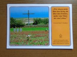 Greece / Deutscher Soldatenfriedhof / Maleme -> Unwritten - Grecia