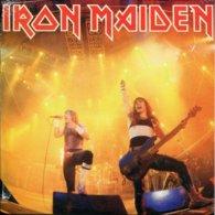 Iron Maiden 45t Vinyle Running Free - Hard Rock & Metal