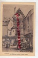 28 -  CHARTRES ANCIEN - MAISON EN BOIS - Chartres