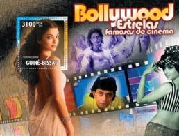 Guinea - Bissau 2010 - Cinema Of India - Bollywood S/s Y&T 611, Michel 5179/BL887 - Guinea-Bissau