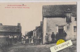CPA (72)  SILLE LE GUILLAUME Le Tertre Cité De Pecheurs D Ecrevisses   (parfait Etat Pas De Taches) - Sille Le Guillaume
