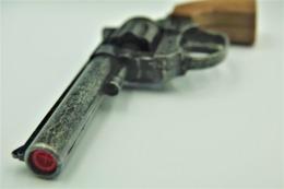Vintage TOY GUN : IDEAL MODELL VIP Parts/repair - L=18.0cm - 19??s - GERMAN - Keywords : Cap - Rifle - Revolver - Pistol - Decorative Weapons