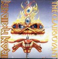 Iron Maiden 45t Vinyle The Clairvoyant - Hard Rock & Metal