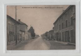 Saint Bonnet De Mure Route De Lyon à Grenoble Hôtel Faure - Frankreich