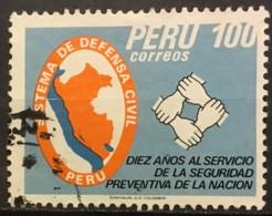 PERU - (0) - 1983  - # 784 - Peru
