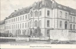 Stavelot - Hospice Ferdinand Nicolay - D.V.D - N°8625 - Ed: Collignon Lekeu  - 2 Scans - Stavelot