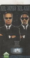 MEN IN BLACK - Cinema