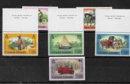 Serie De Cayman Nº Yvert 444/49 ** - Caimán (Islas)