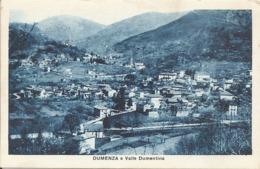 DUMENZA E VALLE DUMENTINA - PANORAMA - FORMATO PICCOLO - VIAGGIATA 1952 - (rif. R95) - Varese