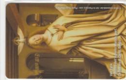 PHONE CARD VATICANO SCV223 POLITTICO DELL'AGNELLO (NEW BUT PRINTED WITHOUT BLISTER) - Vaticano