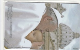 PHONE CARD VATICANO SCV205 UDIENZA GENERALE (NEW BUT PRINTED WITHOUT BLISTER) - Vaticano