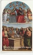 SCHEDA TELEFONICA NUOVA VATICANO SCV54 INCORONAZIONE DELLA VERGINE - Vaticaanstad