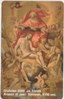 SCHEDA TELEFONICA NUOVA VATICANO SCV65 LA TRINITA' - Vaticano