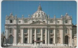 SCHEDA TELEFONICA NUOVA VATICANO SCV67 BASILICA SAN PIETRO - Vaticano