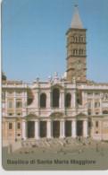 SCHEDA TELEFONICA NUOVA VATICANO SCV75 BASILICA SANTA MARIA MAGGIORE - Vaticano