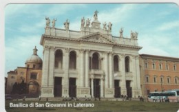 SCHEDA TELEFONICA NUOVA VATICANO SCV81 BASILICA SAN GIOVANNI IN LATERANO - Vaticano