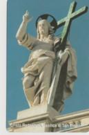 SCHEDA TELEFONICA NUOVA VATICANO SCV90 CRISTO REDENTORE - Vaticano