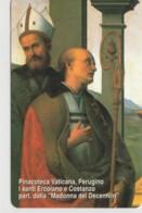 SCHEDA TELEFONICA NUOVA VATICANO SCV103 PART DELLA MADONNA DEI DECEMVIRI - Vaticano