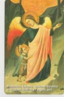 SCHEDA TELEFONICA NUOVA VATICANO SCV113 SAN GIOVANNI BATTISTA E L'ANGELO - Vaticano