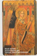 SCHEDA TELEFONICA NUOVA VATICANO SCV119 ANNUNCIAZIONE - Vaticano
