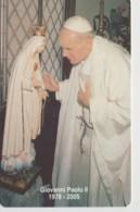 SCHEDA TELEFONICA NUOVA VATICANO SCV134 GIOVANNI PAOLO II - Vaticano