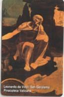 SCHEDA TELEFONICA NUOVA VATICANO SCV147 SAN GEROLAMO - Vaticano