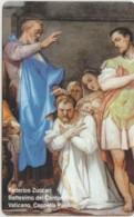 SCHEDA TELEFONICA NUOVA VATICANO SCV172 BATTESIMO DEL CENTURIONE - Vaticaanstad