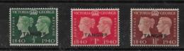 Serie De Tanger Nº Yvert 15/17 ** - Morocco Agencies / Tangier (...-1958)