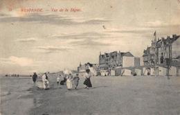 Westende  Zicht Op De Dijk En Het Strand    L 1267 - Westende