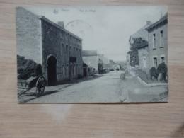 Harzé (AYWAILLE) - Rue Du Village - NELS - Circulé: 1912 - Voir 2 Scans - Aywaille