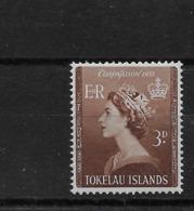 Sello De Tokelau Nº Yvert 4 ** - Tokelau