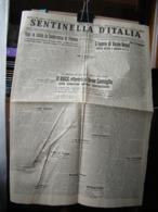 (G36) SENTINELLA D' ITALIA, ANNO VII N° 269 11/12 NOVEMBRE 1936 , QUOTIDIANO DEL PARTITO NAZIONALE FASCISTA - Riviste & Giornali