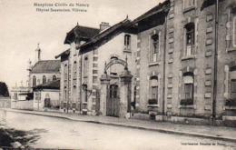 CP 54 Meurthe Et Moselle Nancy Hospices Civils Hôpital Sanatorium Villemin - Nancy