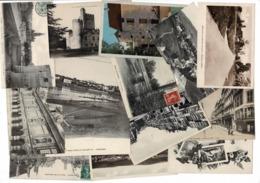 Lot De 500 Petites Cartes. Etat Correct. Cartes Anciennes + Une Vingtaine De Semi-modernes Petit Format - Ansichtskarten